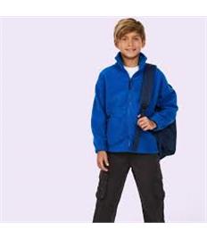 Little Ducklings Pre-School North Thoresby Fleece Jacket