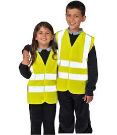 North Thoresby Primary Academy Hi Vis Waist Coat