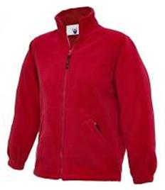 Little Ducklings Pre-School Fulstow Fleece Jacket