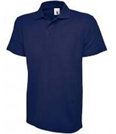 St Bernard's & St Lawrence Schools Adult Polo Shirt